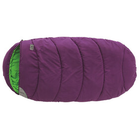 Easy Camp Ellipse Sleeping Bag Junior Majesty Purple